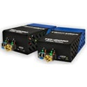 Fiberplex TKIT-MADI-M TD-6010 (Pair) MADI (AES10) to Multimode Optical Conversion 1310nm 2km Includes AC Power Adapter