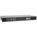 Tripp Lite B072-016-1-IP 16-Port NetCommander Cat5 KVM Switch with IP Remote Access