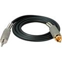 TecNec Premium Mono Mini Male - RCA Male Audio Cable 10ft