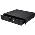 Samson SRKDR2U TN-RD2 Rack Drawer with Key Lock - 2RU
