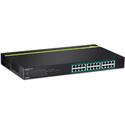 TRENDnet TPE-TG240G 24-port GREENnet Gigabit PoEplus Switch (370W)(Version v1.1R)
