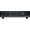 TOA A-706 60W Mixer Amplifier w/6 Mic/Line 2 Aux and 1 Module Slot 2RU