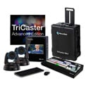 Newtek TCMAPTZB2 TriCaster Mini HD-4SDI Advanced with 2 PTZ NDI Cameras Bundle