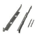 Tripp Lite 4POSTRAILKIT1U 4-Post 1U Universal Adjustable Rackmount Shelf Kit