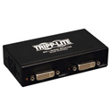 Tripp Lite B116-002A 2-Port DVI & Audio Splitter