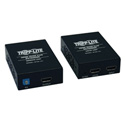 Tripp Lite B126-1A1-INT HDMI over Cat5/Cat6 Active Extender Kit TX/RX for Video & Audio - Intl. Power - Up to 200 Feet