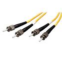 Tripp Lite N352-01M Duplex Singlemode 8.3/125 Fiber Patch Cable (ST/ST) 3 Feet