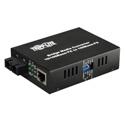 Tripp Lite N784-001-SC Fiber Optic - 10/100BaseT to 100BaseFX-SC Media Converter 2km 1300nm