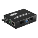 Tripp Lite N784-001-ST Fiber Optic - 10/100BaseT to 100BaseFX-ST Media Converter 2km 1300nm