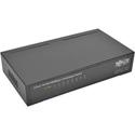 Tripp Lite NG8 8-Port 10/100/1000 Mbps Desktop Gigabit Ethernet Unmanaged Switch - Metal Housing