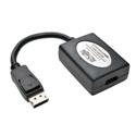 Tripp Lite P136-06N-ACT DisplayPort to HDMI Active Converter 4Kx2K UHD / 1080P (M/F) 6-Inch