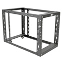 Tripp Lite SR12UBEXPNDKD SmartRack 12U 4-Post Open Frame Rack