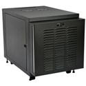 Tripp Lite SR12UBFFD 12U Industrial Rack Floor Enclosure Server Cabinet Doors & Sides