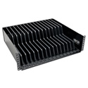 Tripp Lite SR16SHELF 3U Rackmount Configurable Storage Shelf for Personal Electronics