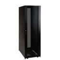 Tripp Lite SR42UB 42U Rack Enclosure Server Cabinet Doors & Sides 3000lb Cap.
