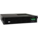 Tripp Lite SU2200RTXLCDN SmartOnline 120V 2.2kVA 1.8kW Double-Conversion UPS 2U Rack/Tower Extended Run