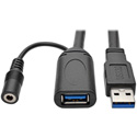 Tripp Lite U330-20M USB 3.0 Active Superspeed Extension Repeater Cable USB-A M/F - 66 Feet 20M
