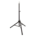 Ultimate Support TS-80B Aluminum Tripod Speaker Stand with Integrated Speaker Adapter