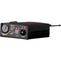 Telex TR-800 Belt Pack RTS A5F Headset Jack - B4 Band