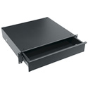 Middle Atlantic UD2 Utility Rack Drawer 2RU (3.5in)