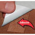 UGLU Multi-purpose Industrial Strength Adhesive Strip 1in X 65ft Roll