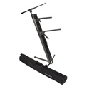 Ultimate Support AX-48 Pro Plus Two-Tier Keyboard Stand