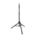 Ultimate Support TS-100B Black Air Assist Speaker Stand with 150lb Capacity