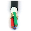 Canare V3-5C Hi-Res 3-Channel 8281F Type Video Coax Cable 656ft Roll