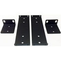 Vaddio 998-6000-006 Dual Rack Mount Kit For Vaddio 1/2-Rack Enclosures