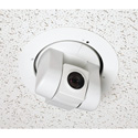 Vaddio 999-2225-050 In-Ceiling Half Recessed Enclosure - White (Ceiling Enclosure Only)