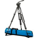 Vinten Vision Blue System VB-AP2F Head Tripod Floor Spreader & Soft Case