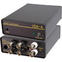 Burst VDA-4 1x4 Video Distribution Amplifier