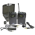 Vidpro XM-W4 Professional Wireless LAV Microphone
