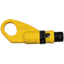 Klein Tools VDV110-061 Coax Cable Stripper - 2-Level - Radial