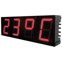 Velleman K8089 2.25 Inch 7-Segment Digital Clock Kit