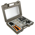 Velleman VTMUS3 Crimping Tool Kit For Modular Connectors 4P4C (RJ10) 6P4C (RJ11) 6P6C (RJ12) 8P8C (RJ45)