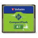 Verbatim 95188 4 GB CompactFlash Card