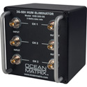 Ocean Matrix 3G-HD-SDI and SDI 3-Channel Video Hum Eliminator