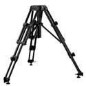 Vinten Camera Supports 3902-3 HDT-2 Heavy-Duty Two-Stage Tripod with Mid-Level Spreader