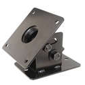TV Mount Cathedral Ceiling Plate for 1.5 Inch NPT Pipe