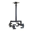 Video Mount Products PM-2 Universal LCD Projector Mount Opens 7-14 Inches Wide