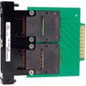 ADC-Commscope VP2232-D9-BK 32 Circuit Uni-Patch 32-Point RS-422 Patchbay - Black
