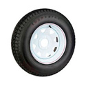 Spare Tire for VPTR-1 Production Trailers 5 Lug