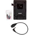 Viewz VZ-BM-VS V-Mount Battery Plate Kit for 7-Inch Monitors