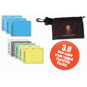 Vortex Media WC3JR WarmCards Complete 3.0 - Junior - White Balance Reference System