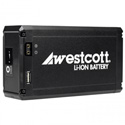 Westcott 7424 Portable D-Tap Li-ion Battery
