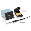 Weller WESD51 Digital Soldering Station with PES51 Pencil Iron and PH50 Stand
