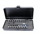 Wiha 75996 40 Piece Master Technician Micro Bit Set ESD Safe