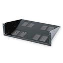 Winsted 88096 10-1/2 Inch 6U Stationary Shelf. 9-7/8 Hx18 D 251x457 mm