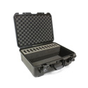 WILLIAMS AV CCS 042 DW Large Heavy Duty Carry Case For 12 Digiwave Transceivers/Receivers
